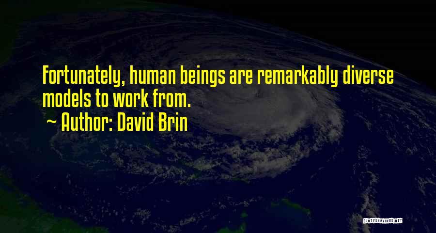 David Brin Quotes 370364