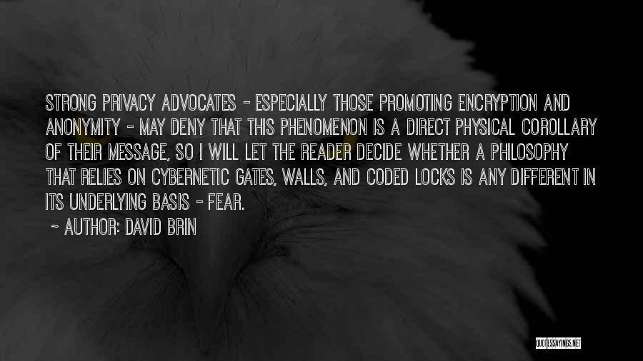 David Brin Quotes 391559