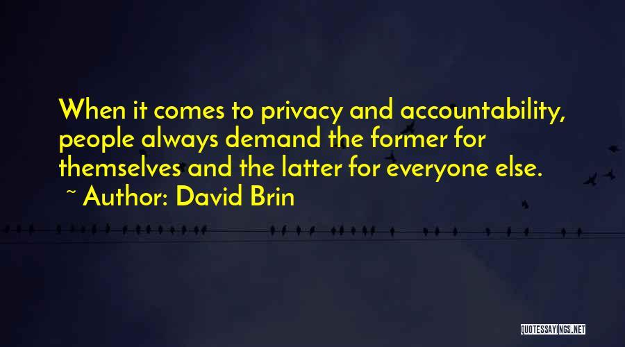 David Brin Quotes 613720