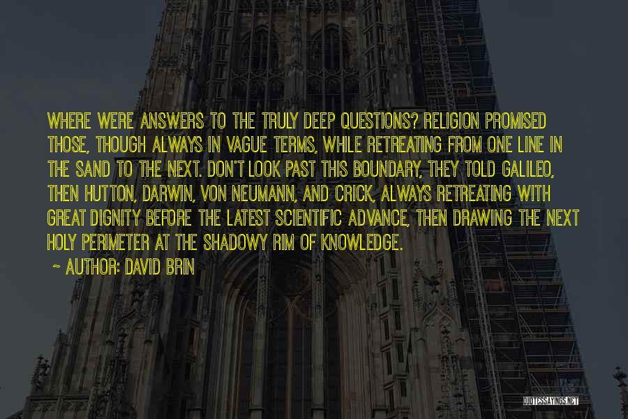 David Brin Quotes 829674