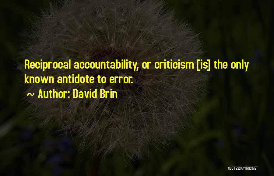 David Brin Quotes 899434