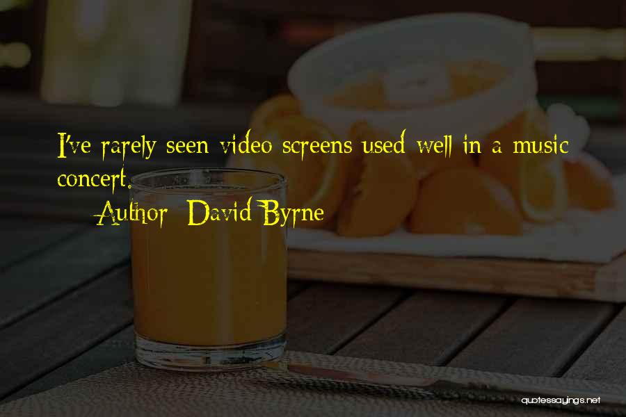 David Byrne Quotes 1055147