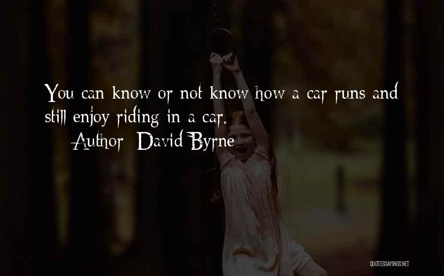 David Byrne Quotes 1073378