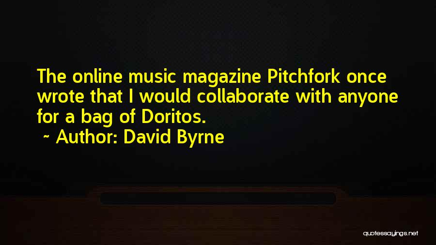 David Byrne Quotes 1397521