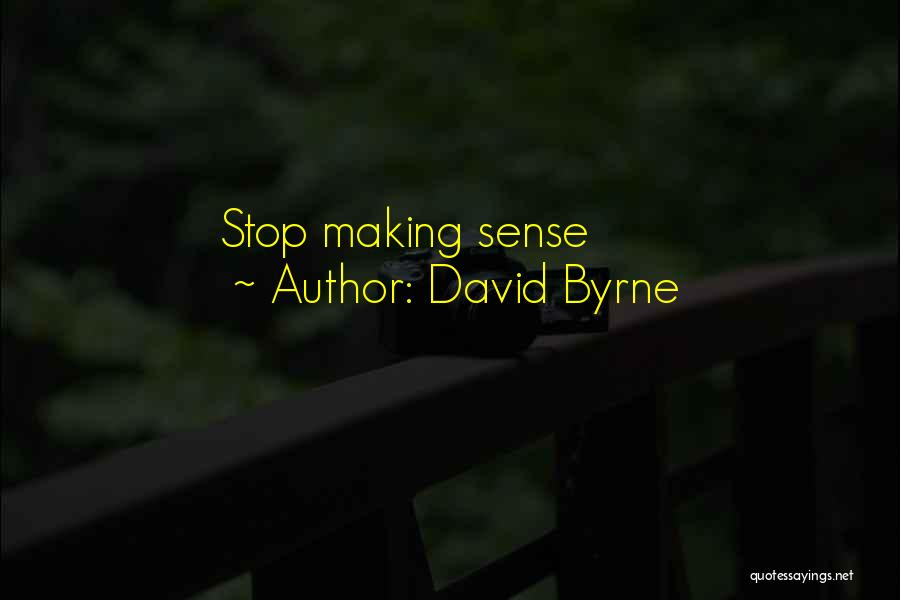 David Byrne Quotes 1485575