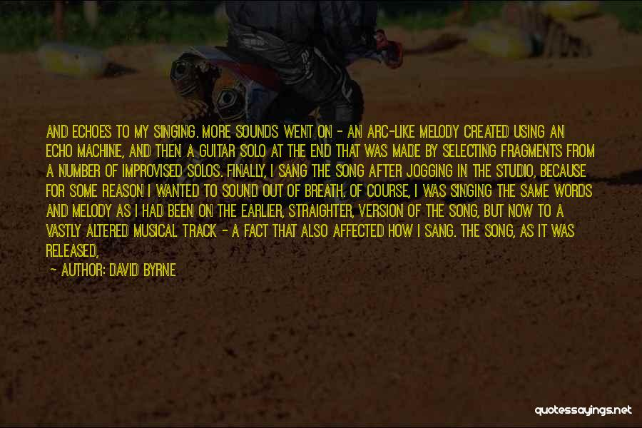 David Byrne Quotes 1747033