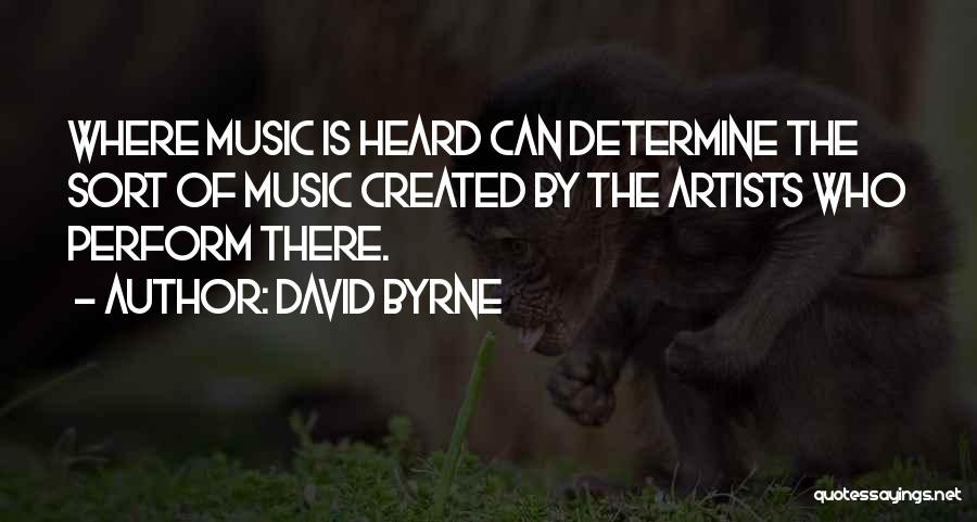 David Byrne Quotes 1857834