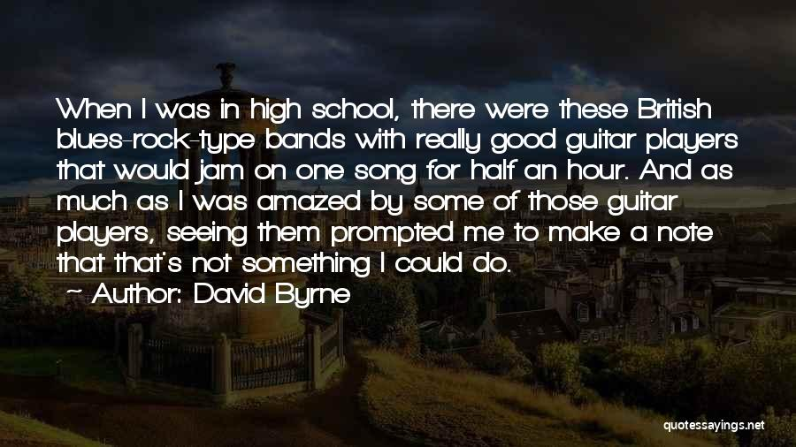 David Byrne Quotes 186876