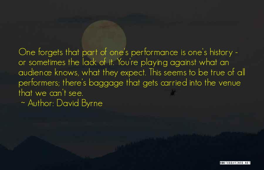 David Byrne Quotes 1995471