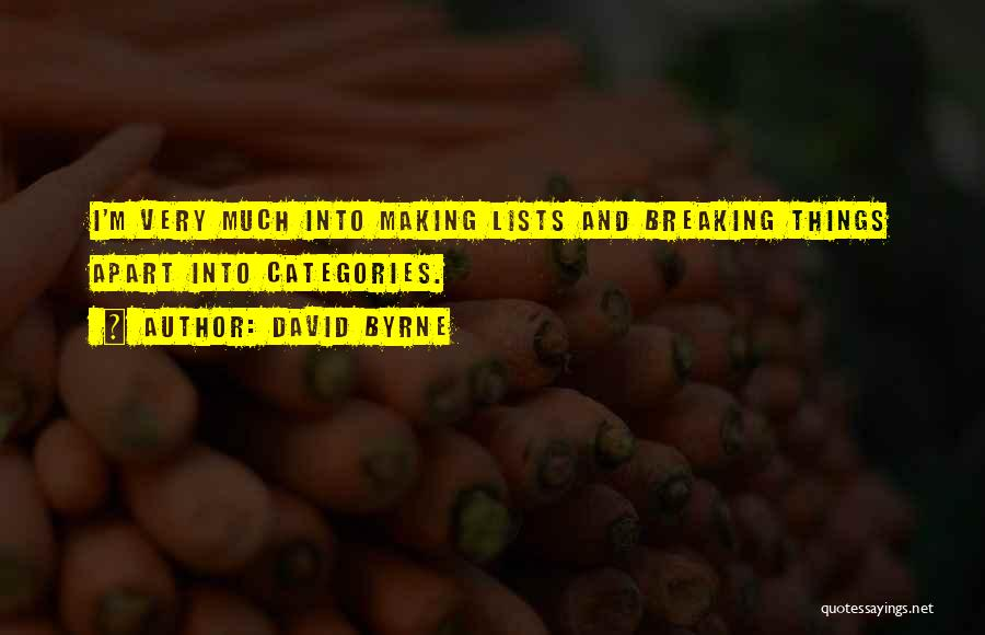 David Byrne Quotes 210895