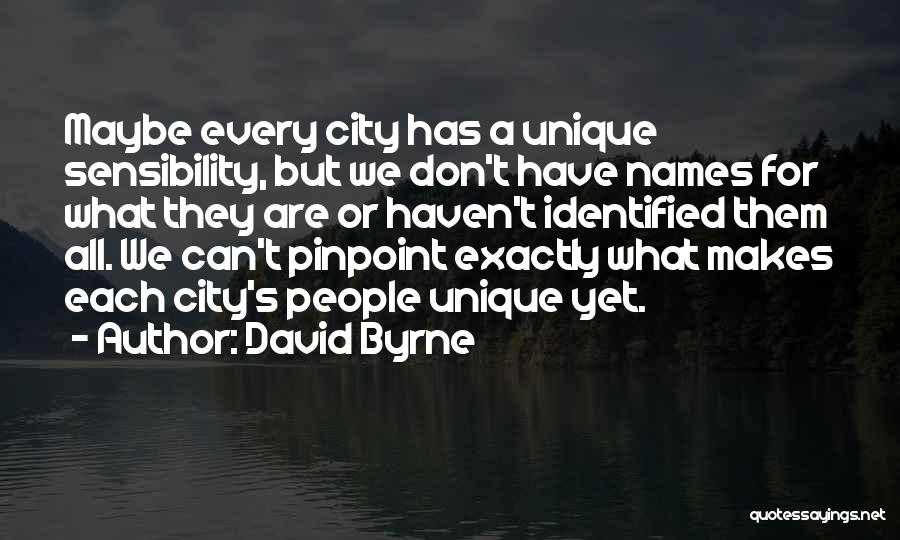 David Byrne Quotes 2202188