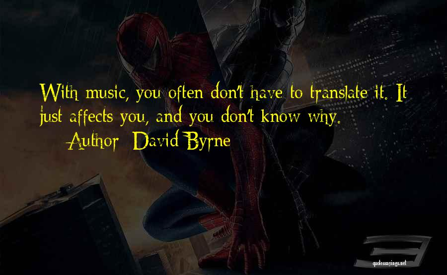 David Byrne Quotes 2203737
