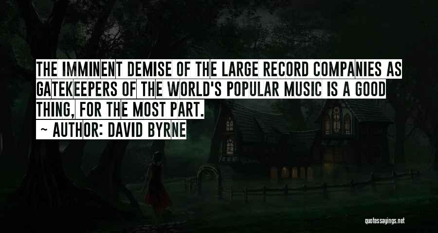 David Byrne Quotes 2226204