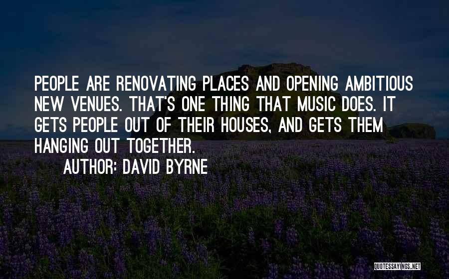 David Byrne Quotes 368780