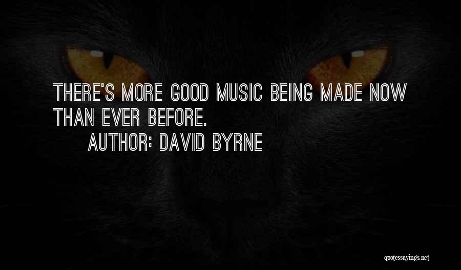 David Byrne Quotes 457688