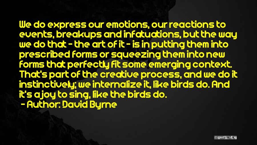 David Byrne Quotes 554631
