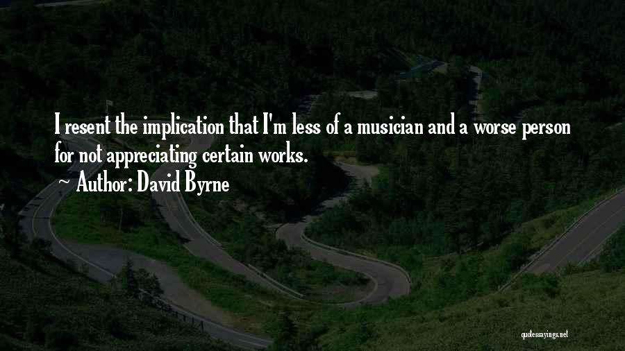 David Byrne Quotes 754598