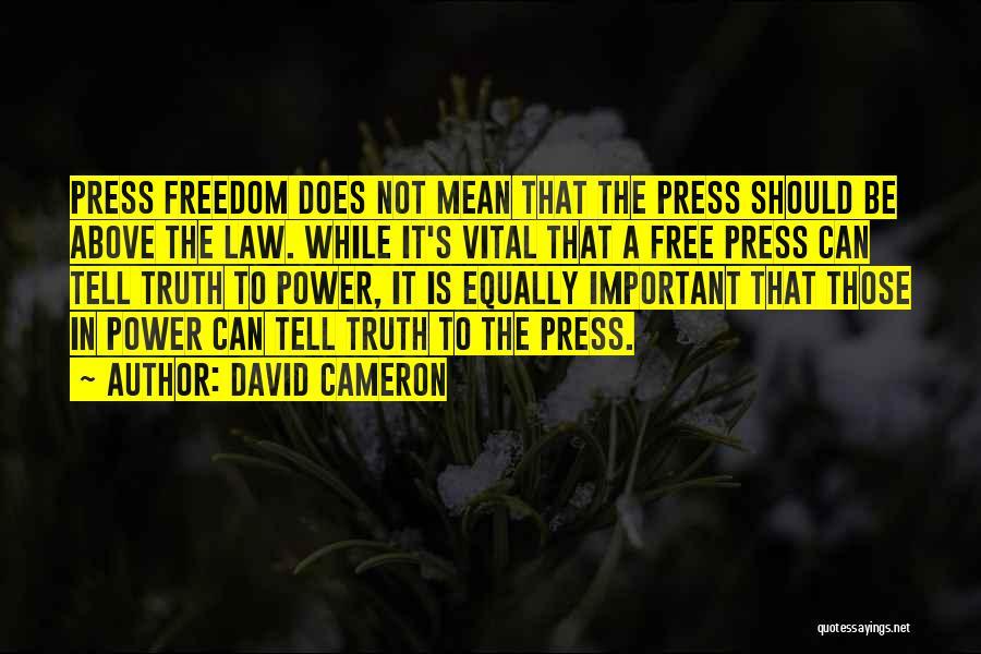 David Cameron Quotes 1174038
