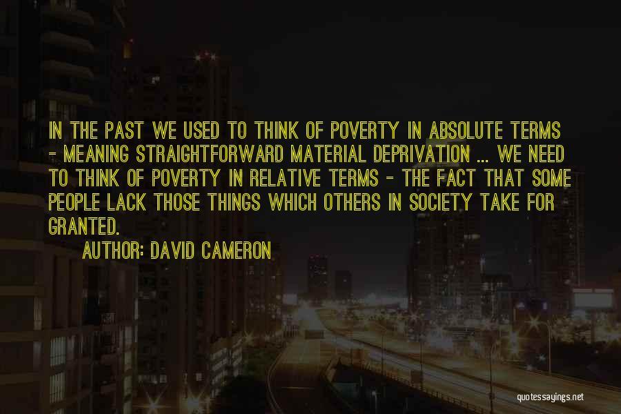 David Cameron Quotes 1340378