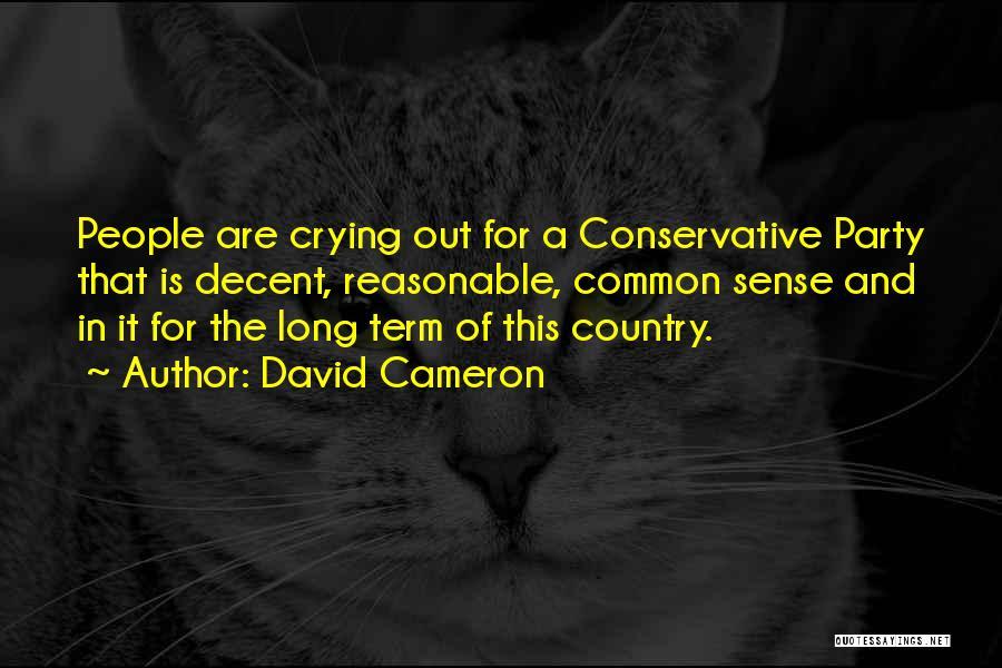David Cameron Quotes 1591566