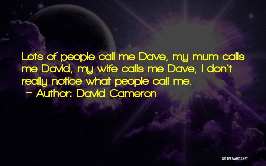 David Cameron Quotes 1623432