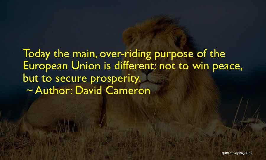 David Cameron Quotes 1872184