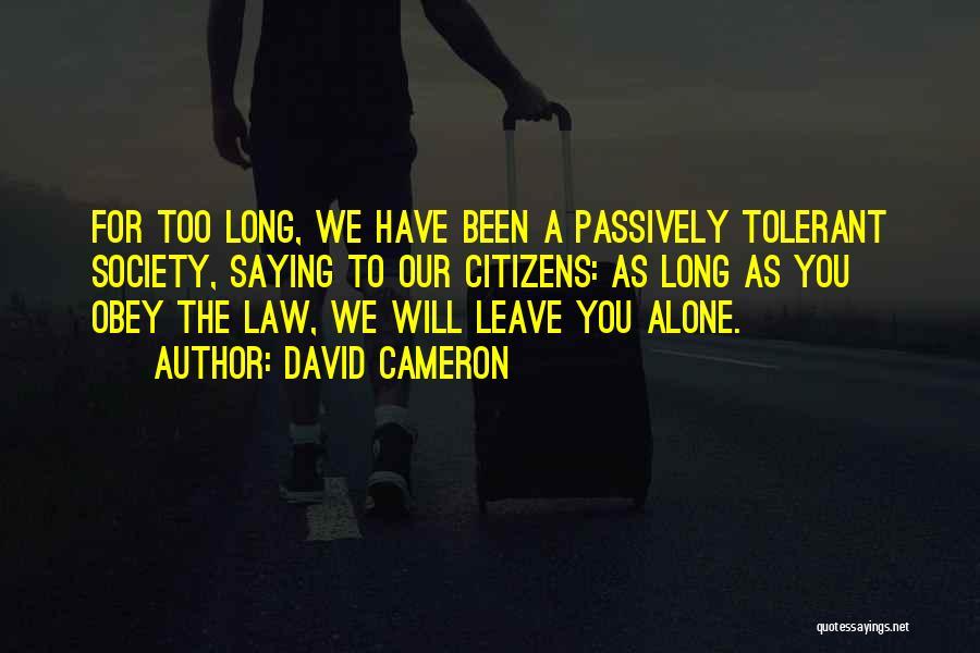 David Cameron Quotes 2112916