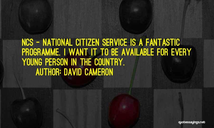 David Cameron Quotes 413838