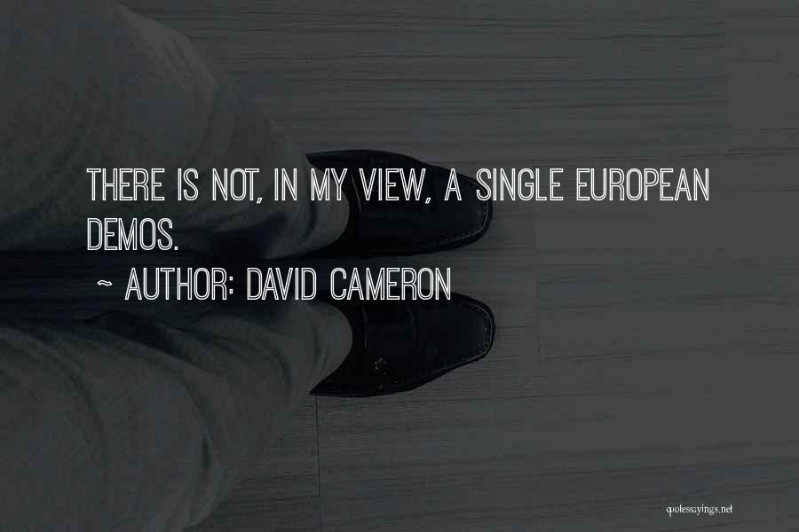 David Cameron Quotes 507279