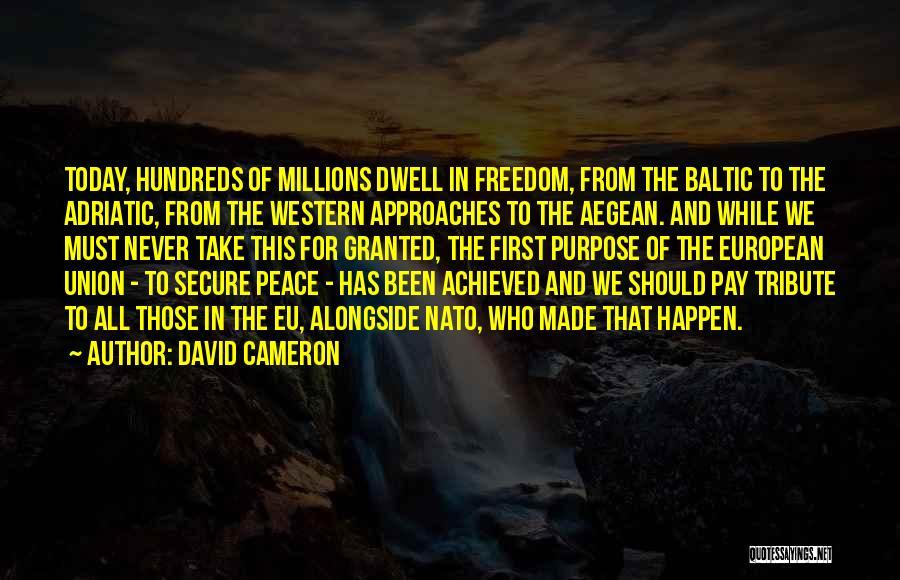 David Cameron Quotes 534176