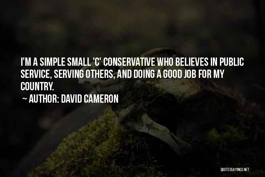 David Cameron Quotes 572753
