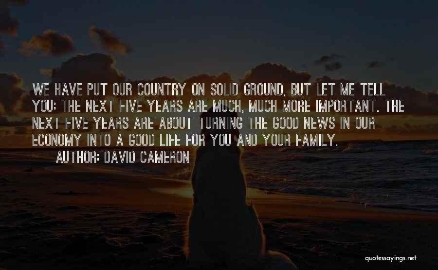 David Cameron Quotes 932901