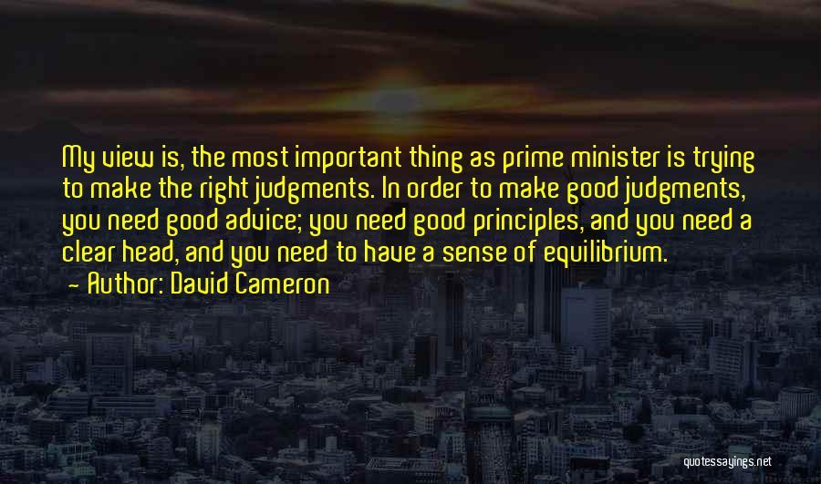 David Cameron Quotes 965298