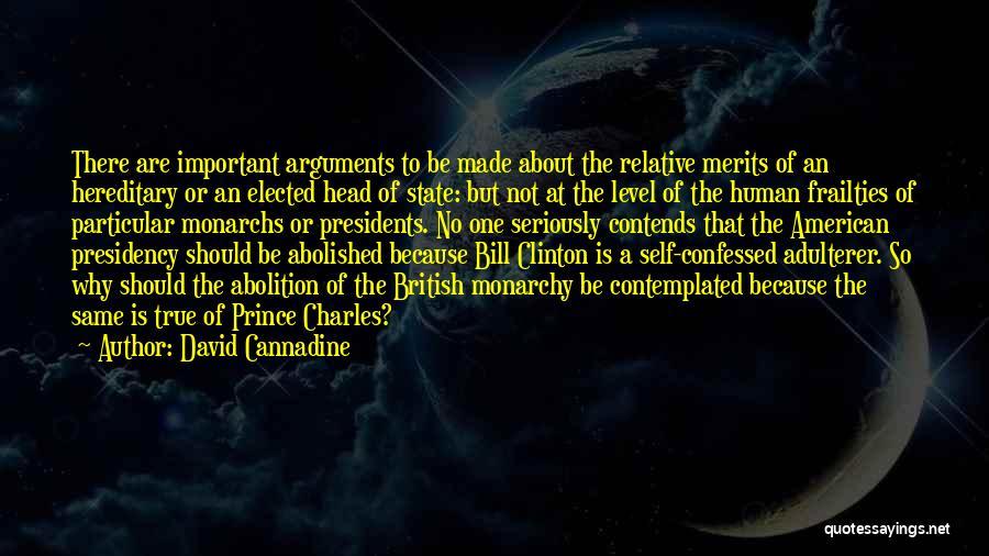 David Cannadine Quotes 1360390