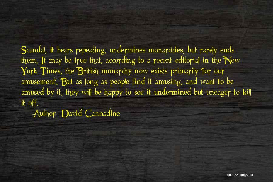 David Cannadine Quotes 1393784