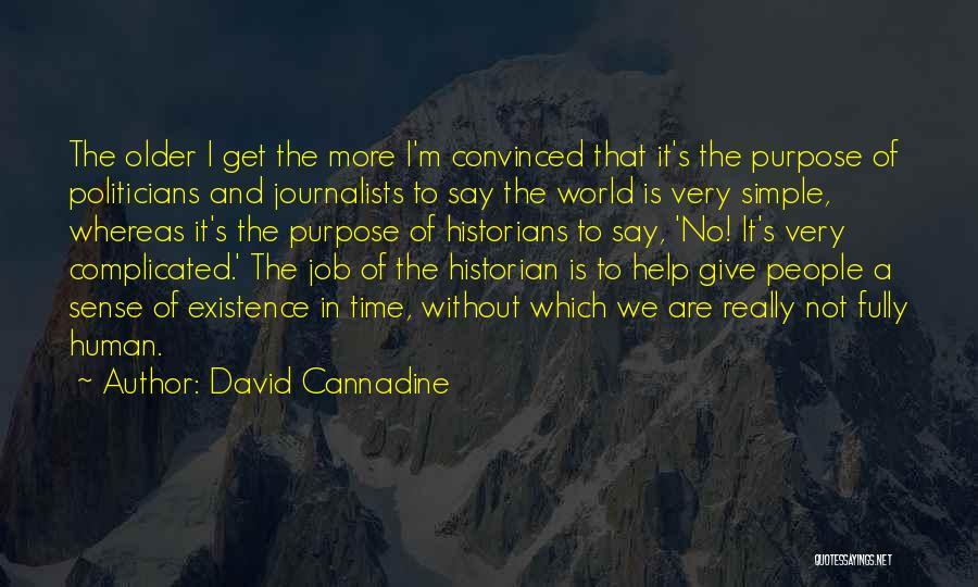 David Cannadine Quotes 712880