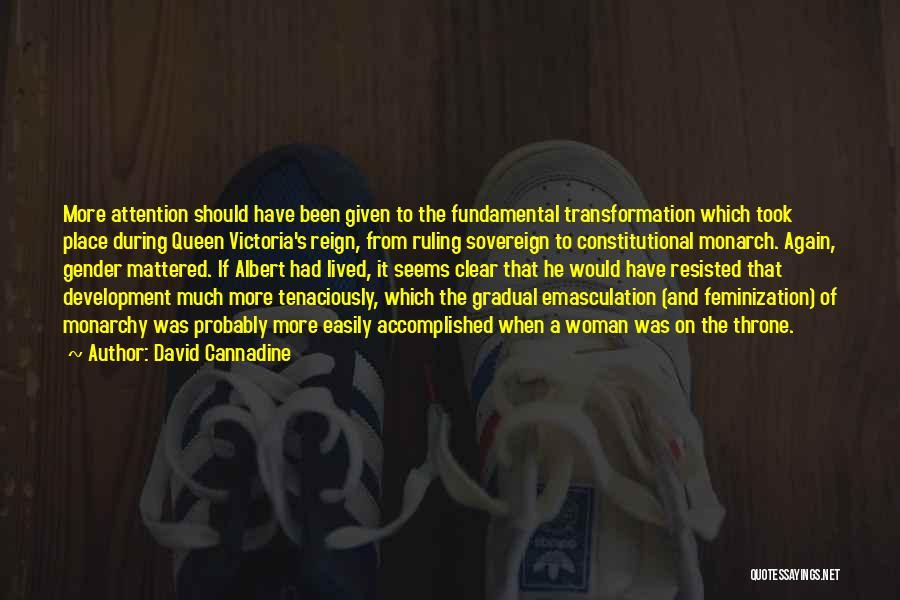 David Cannadine Quotes 747320