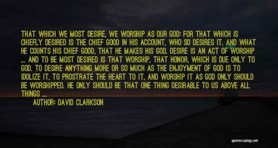 David Clarkson Quotes 900504