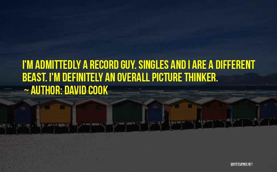 David Cook Quotes 1040009