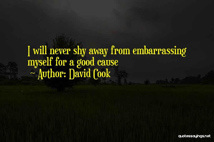 David Cook Quotes 1536637