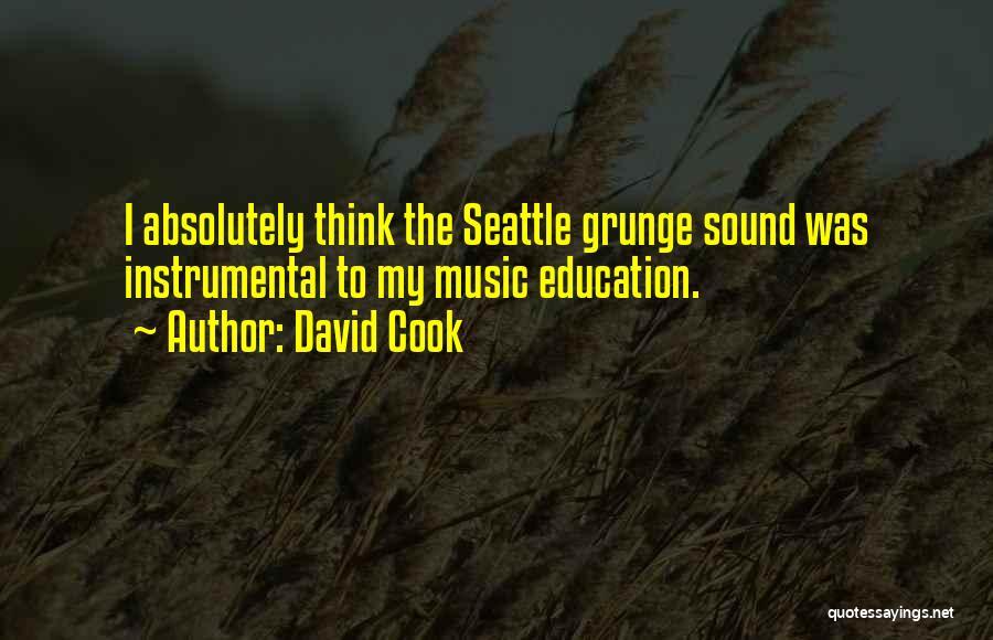 David Cook Quotes 1794087