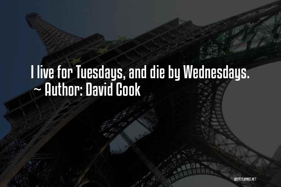 David Cook Quotes 1830604