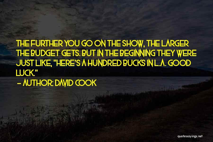 David Cook Quotes 2186437