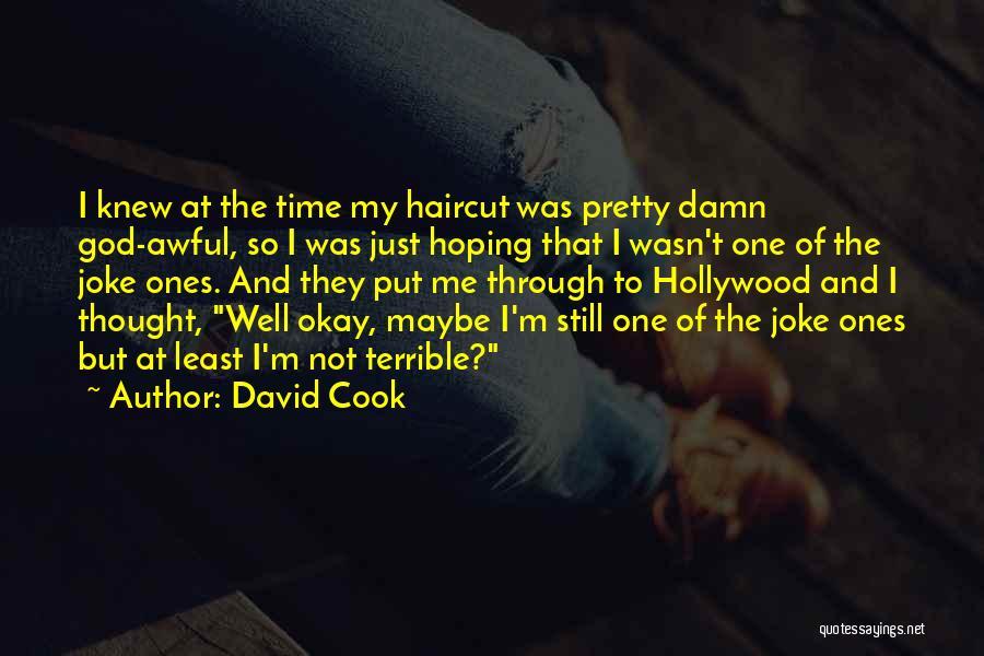 David Cook Quotes 2242319