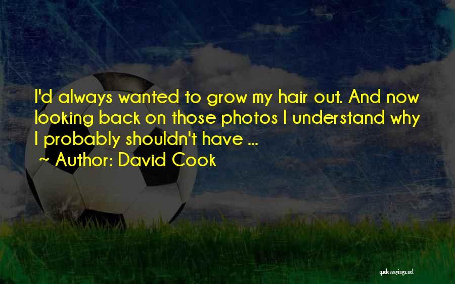 David Cook Quotes 564543