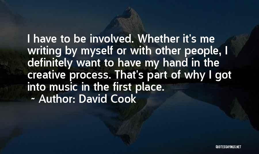 David Cook Quotes 787462