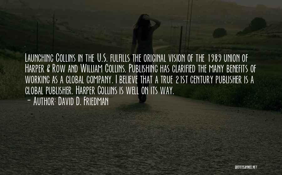 David D. Friedman Quotes 594541