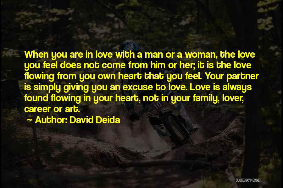 David Deida Quotes 1034018