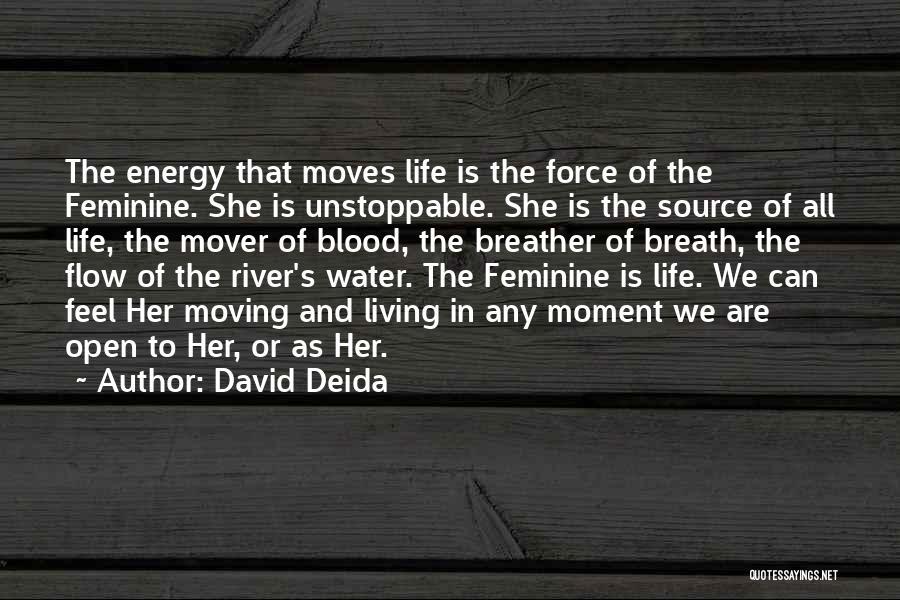 David Deida Quotes 1062717