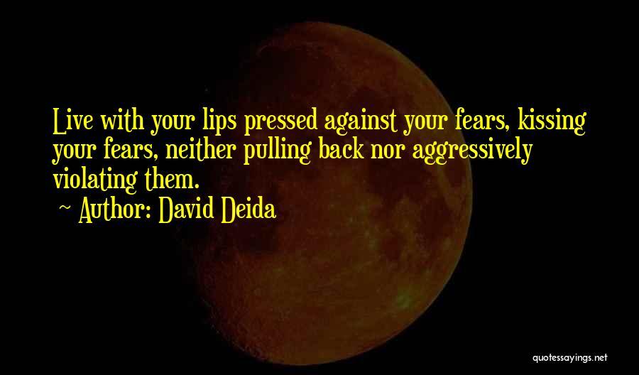 David Deida Quotes 1110858